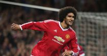 Marouane Fellaini: Available for Manchester United after serving ban