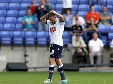 Jay Spearing put Bolton on the road to victory