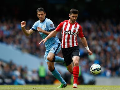 Manchester City meet Southampton as part of the Super 6 game