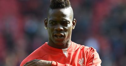 Mario Balotelli: Frustrated by Liverpool tactics