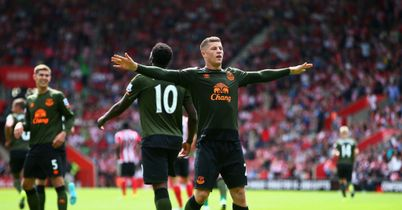 Ross Barkley: Scored Everton's third at Southampton