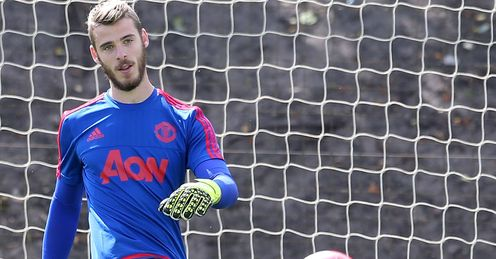 David de Gea: Could yet leave Manchester United for Real Madrid