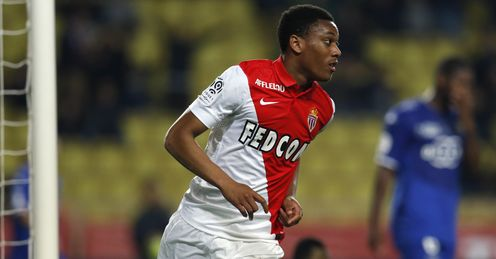 Anthony Martial: Is close to finalising his move to Man Untied