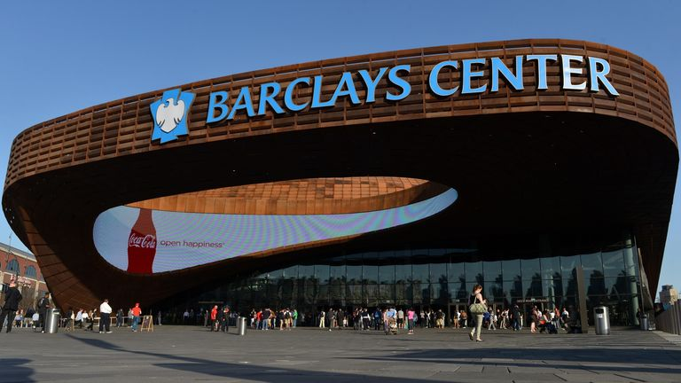 The Barclays Center will host SummerSlam for the next two years