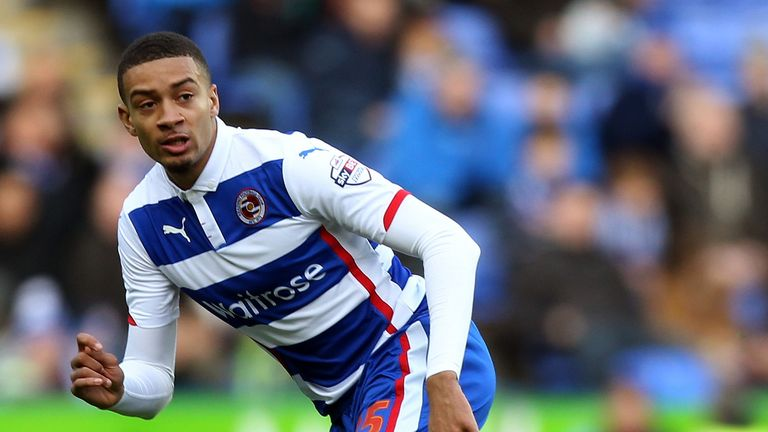 Michael Hector has been performing well for Reading