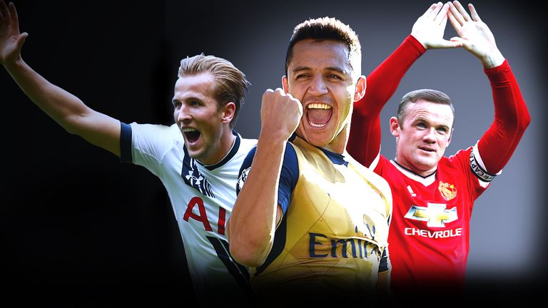 Harry Kane, Alexis Sanchez and Wayne Rooney ended their goal droughts