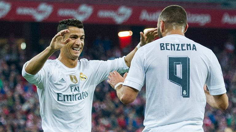 Cristiano Ronaldo and Karim Benzema are not part of Real Madrid's long-term plans, says Balague