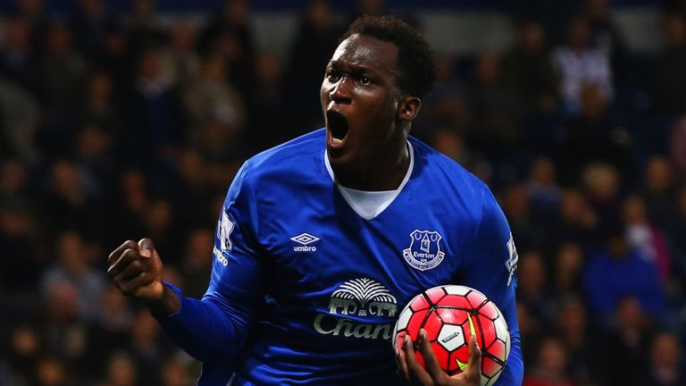 Romelu Lukaku has scored 15 league goals this season