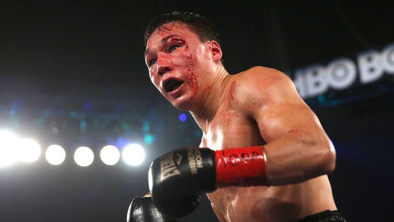 Ruslan Provodnikov John Molina outpoints Ruslan Provodnikov in title eliminator