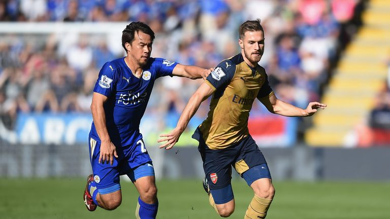Aaron Ramsey and the Arsenal midfield must move the ball quickly, says Redknapp