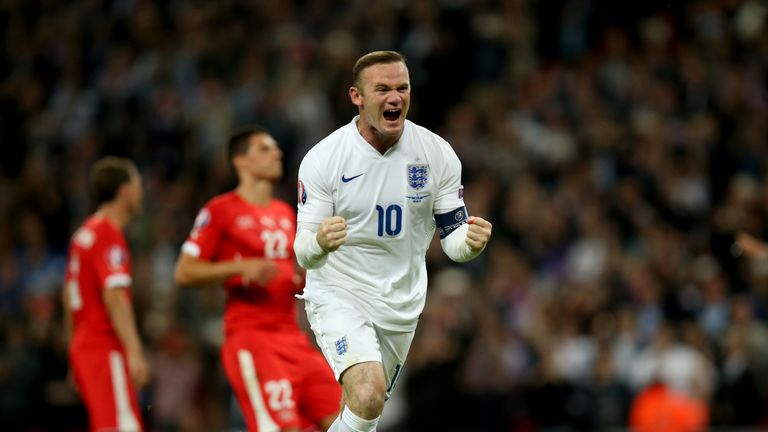 Wayne Rooney becomes England's all-time top goalscorer