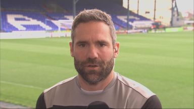 David Dunn: Keeps Cameron Dummigan at Oldham