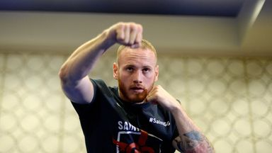 George Groves gave his first interview since losing in Las Vegas to Sky Sports News HQ