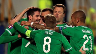 Northern Ireland are closing in on a first major tournament appearance in 30 years