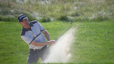 Michael Hoey is looking for a sixth career European Tour title