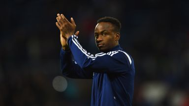 Saido Berahino is ready to ignore any transfer speculation in January