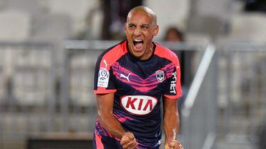 Wahbi Khazri opened the scoring for Bordeaux