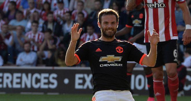 Manchester United star Juan Mata praises David de Gea and expects goalkeeper