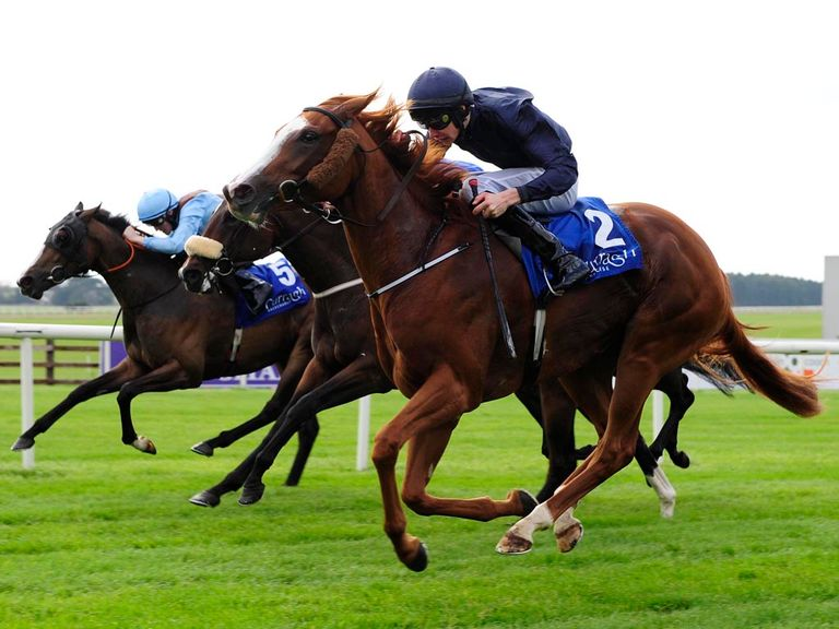 Coolmore: Can beat better-fancied stablemate