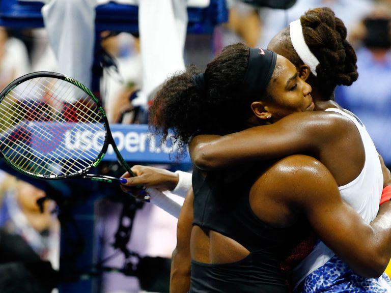 Image result for Serena and venus williams 2017 Australian Open