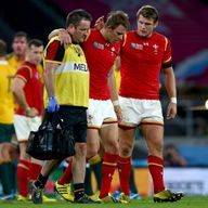 Liam Williams will miss the rest of the World Cup because of a foot injury