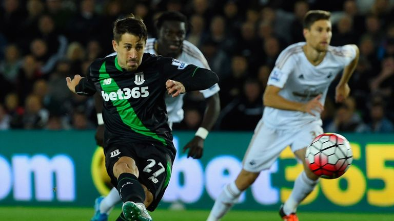 Bojan's goal proved decisive at the Liberty Stadium