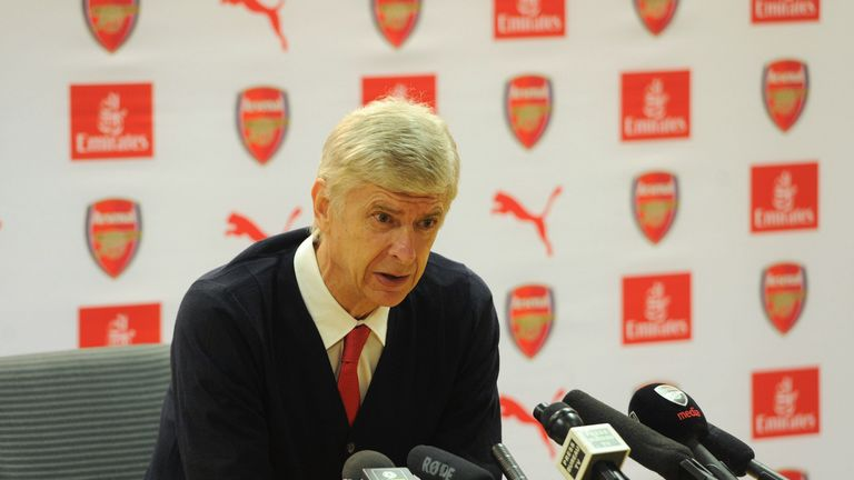 Arsene Wenger reflected on Bowie's impact on his generation