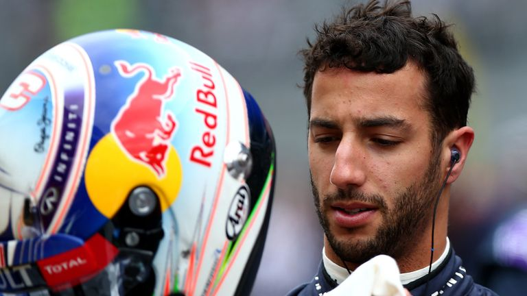 Daniel Ricciardo's biggest concern is whether he'll have a competitiv...