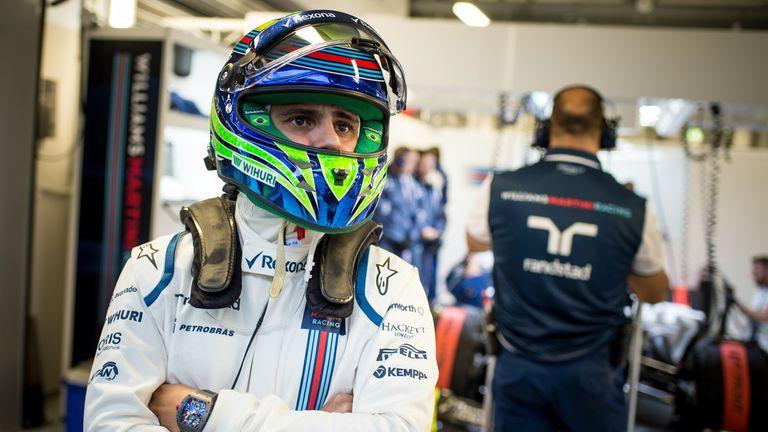 Felipe Massa finished second in Abu Dhabi last year