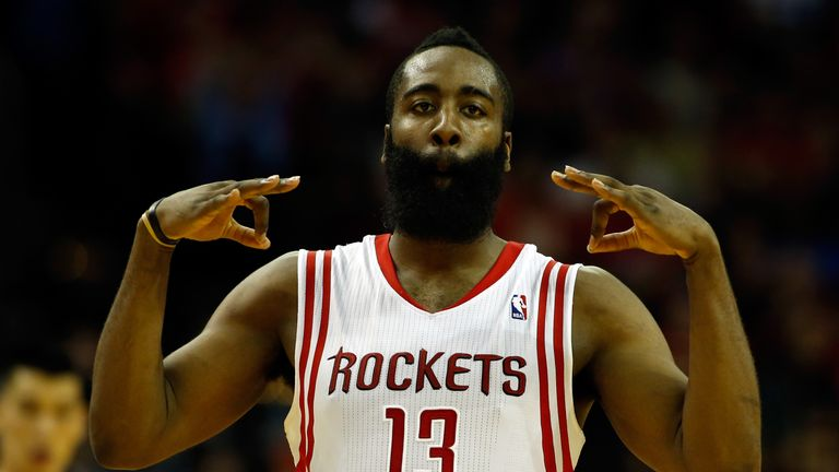 James Harden is the star attraction of the Houston Rockets, who are set to come under new ownership