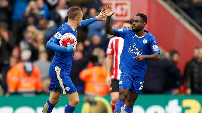 Nathan Dyer is available again for Leicester