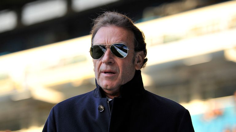 Massimo Cellino will not sell Leeds to supporters' group Leeds Fans United