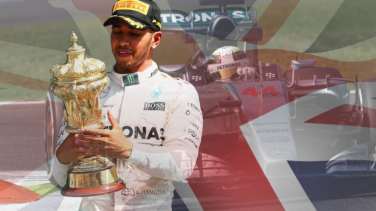 lewis hamilton looks set to become first british driver to defend f1 title f1 news. Black Bedroom Furniture Sets. Home Design Ideas