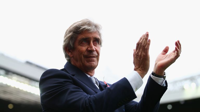 Manuel Pellegrini deserves credit for his time in charge of Manchester City