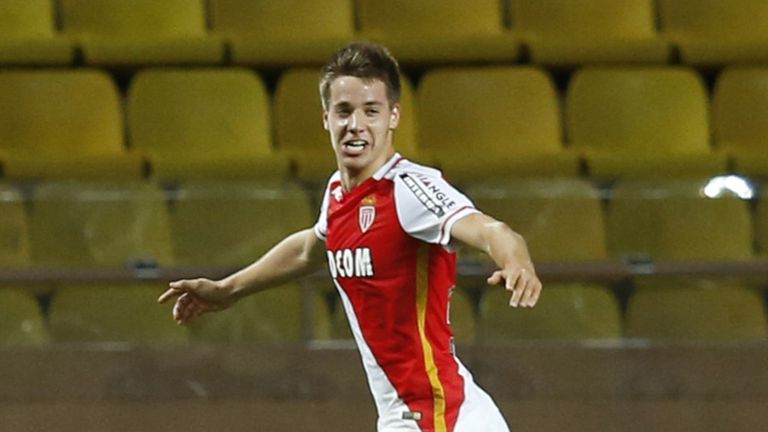 Mario Pasalic has been a regular for Monaco in Ligue 1
