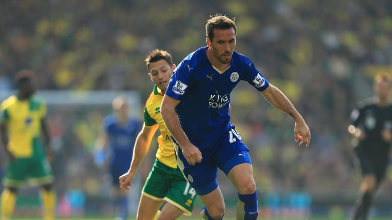 Fuchs has been a key component of Leicester's back four since October