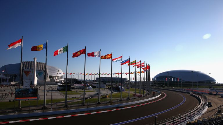 Russian GP 2020 Live Stream