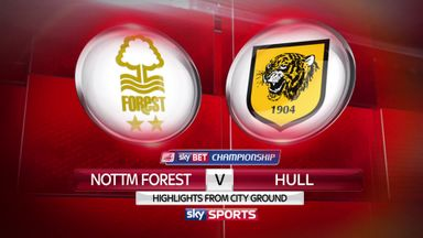 Nottingham Forest 0-1 Hull City
