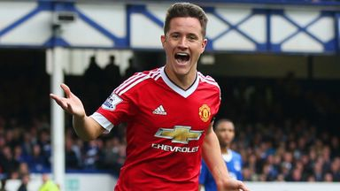 Ander Herrera says he is determined to fight for his place in the Manchester United team