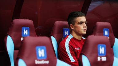 Aston Villa's Jack Grealish has made eight starts and one sub appearance this season