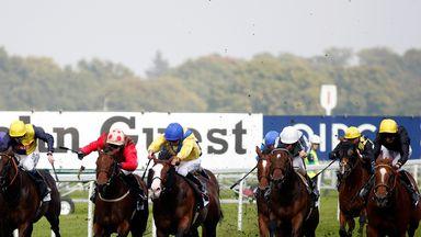 Eastern Impact: Enjoys racing at Newmarket