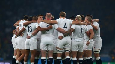 England failed to deliver at Twickenham on Saturday night