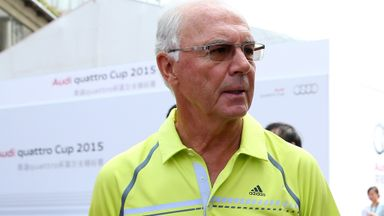 Franz Beckenbauer says German bid 'went to the limits'