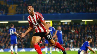 Graziano Pelle stuns Stamford Bridge with Southampton's third goal