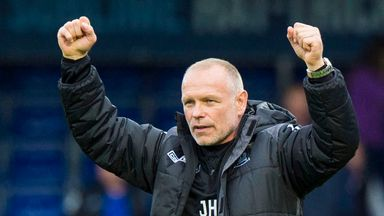 John Hughes remains top of Dundee United's wanted list
