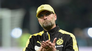 Jurgen Klopp is in the frame to take over from Brendan Rodgers at Liverpool