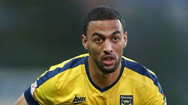 Kemar Roofe: Scored for Oxford United