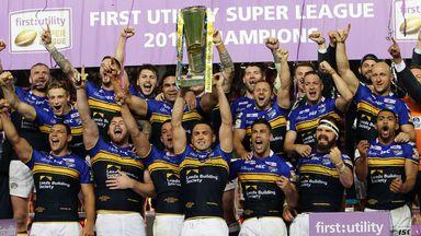 Leeds: Grand Final Champions 2015