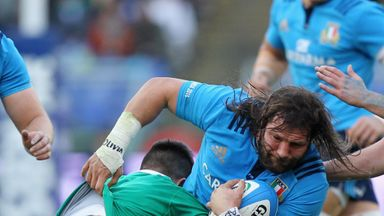 Martin Castrogiovanni will play no further part in the World Cup