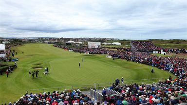 Royal Portrush will host the Open in 2019